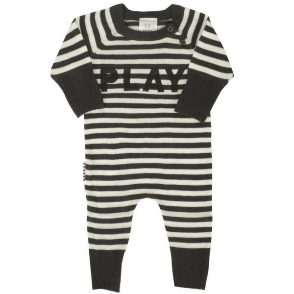 SOOKIbaby Play Knit Romper