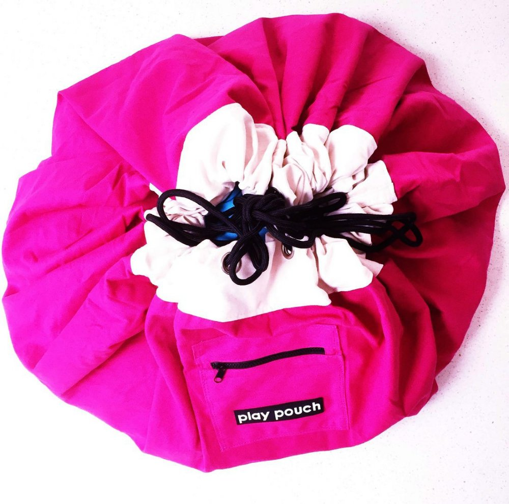 Play Pouch Hot Pink