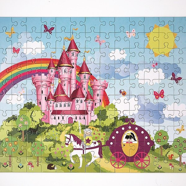 Floss & Rock Princess Jigsaw Puzzle 130pc