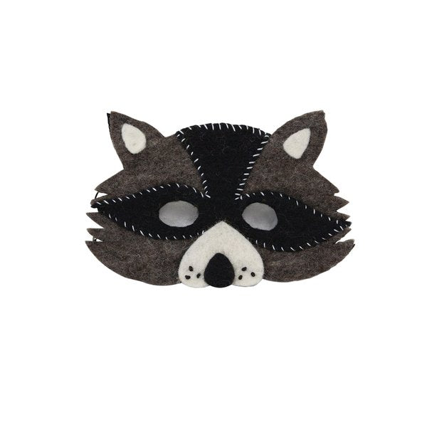 Down to the Woods Raccoon Mask