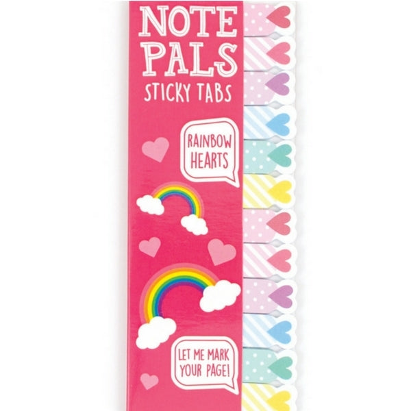 Sticky Tabs Hearts