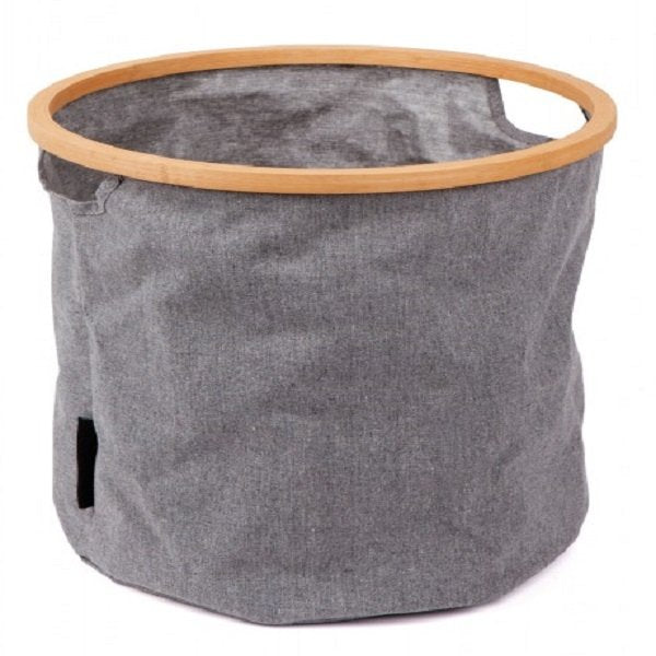 Scrunch'n'store storage bag grey large