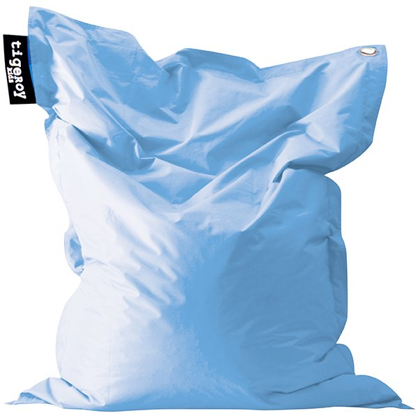Indoor and Outdoor Beanbag Light Blue