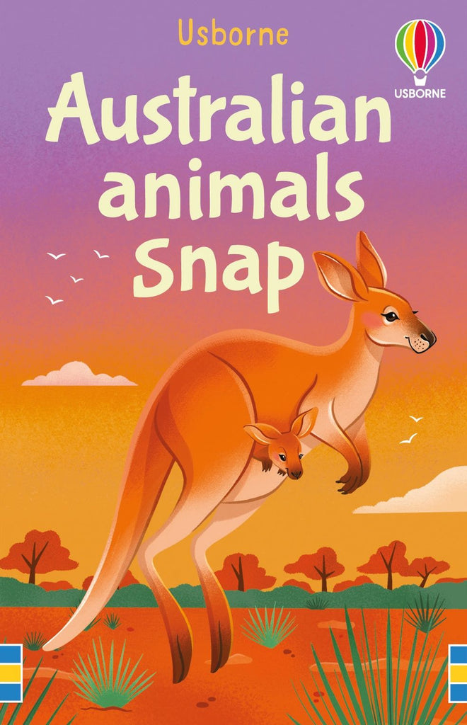 Snap Card Game - Australian Animal