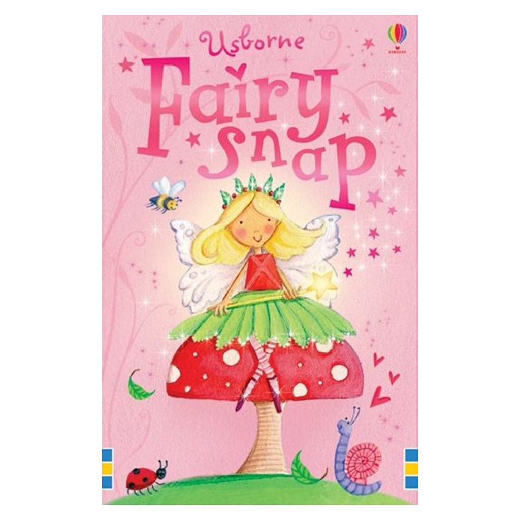 Snap Card Game - Fairy