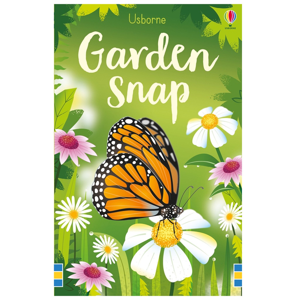 Snap Card Game - Garden