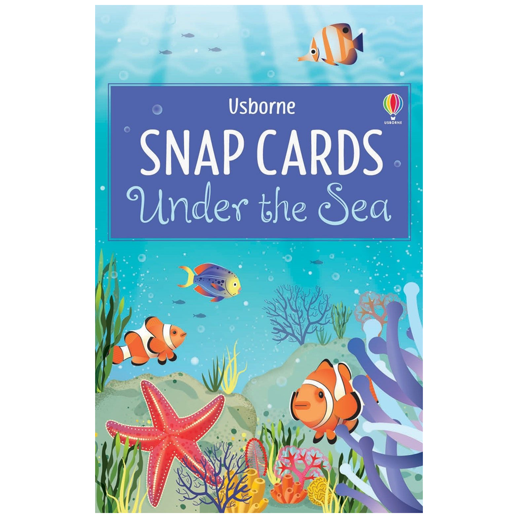 Snap Card Game - Under The Sea