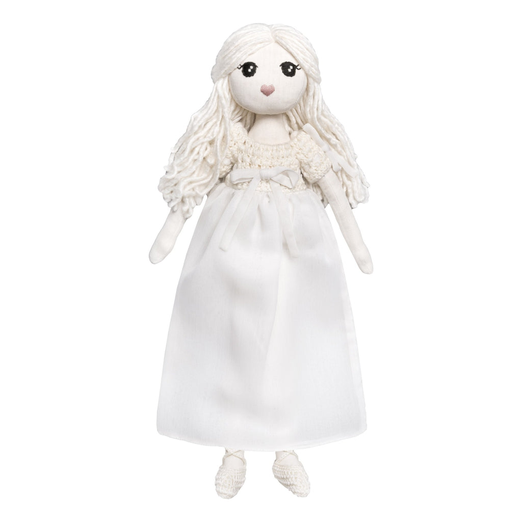 Numero 74 Stella Moon Girl Doll - White