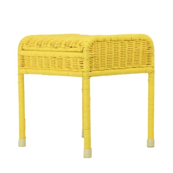 Storie Stool Yellow