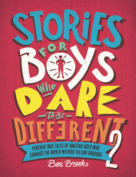 Children's Book - Stories For Boys Who Dare To Be Different 2