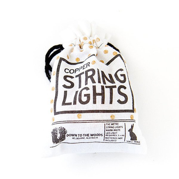 String Fairy Lights 5mt