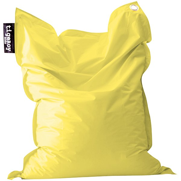 Indoor and Outdoor Beanbag Yellow