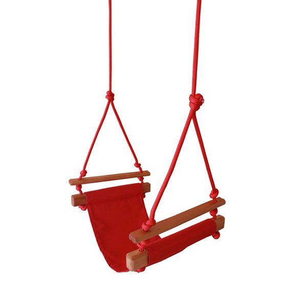 Solvej Swings Child Swing Red