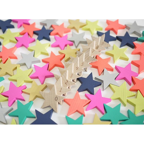 Kiko+ Tanabata Star Dominoes