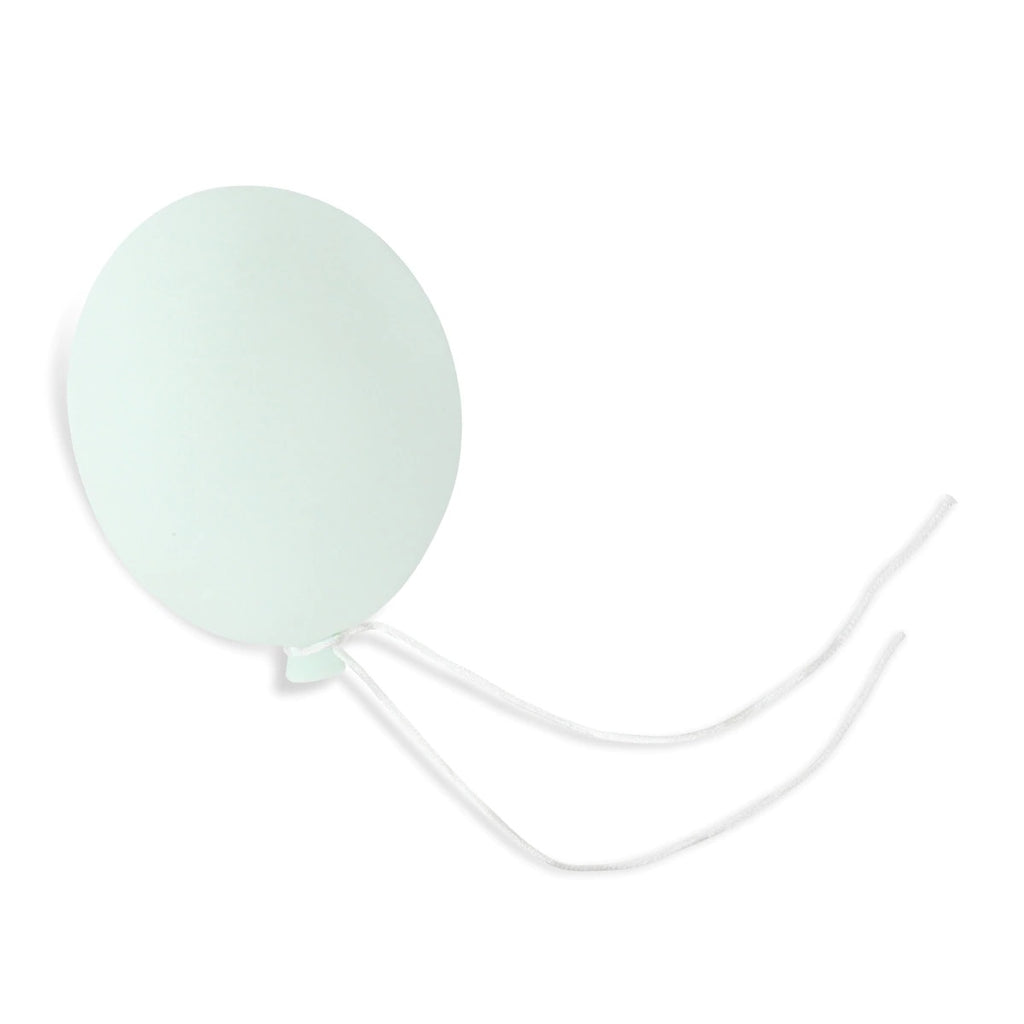 Teeny and Tiny Balloon Wall Kids Night Light - Mint