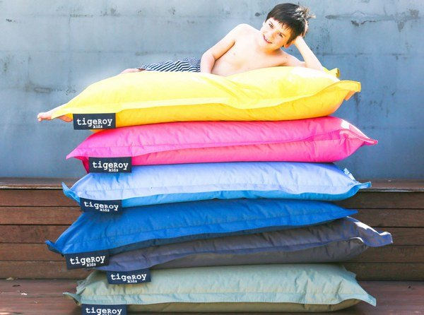 Tigeroy Indoor / Outdoor Beanbag  Navy