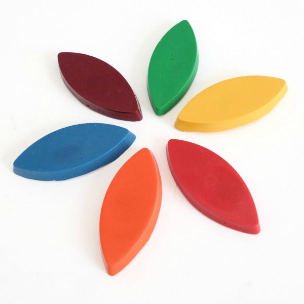 Tinta Crayons for Kids and Toddlers - Petals in Primary Colours ...