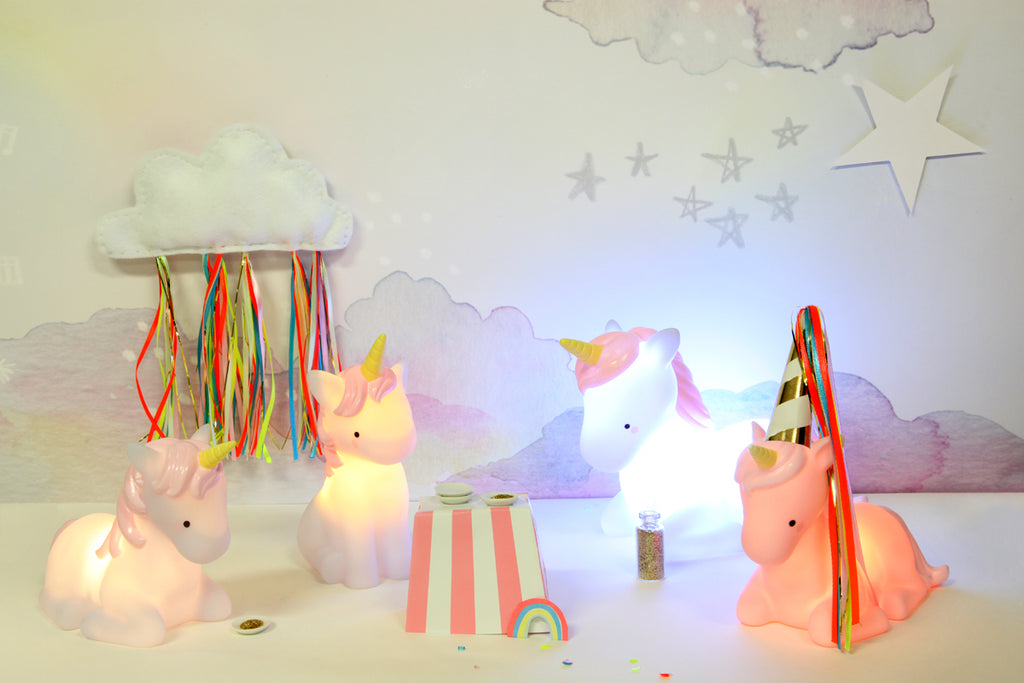 Teeny and Tiny Unicorn Night Light