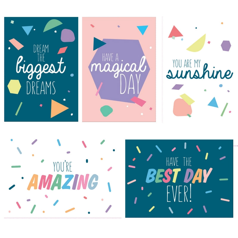 Van Wright Foundation Greeting Cards 10 Pack