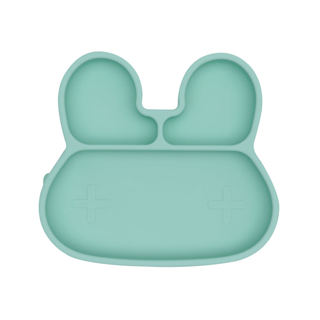 We Might Be Tiny - Bunny Stickie Plate Mint