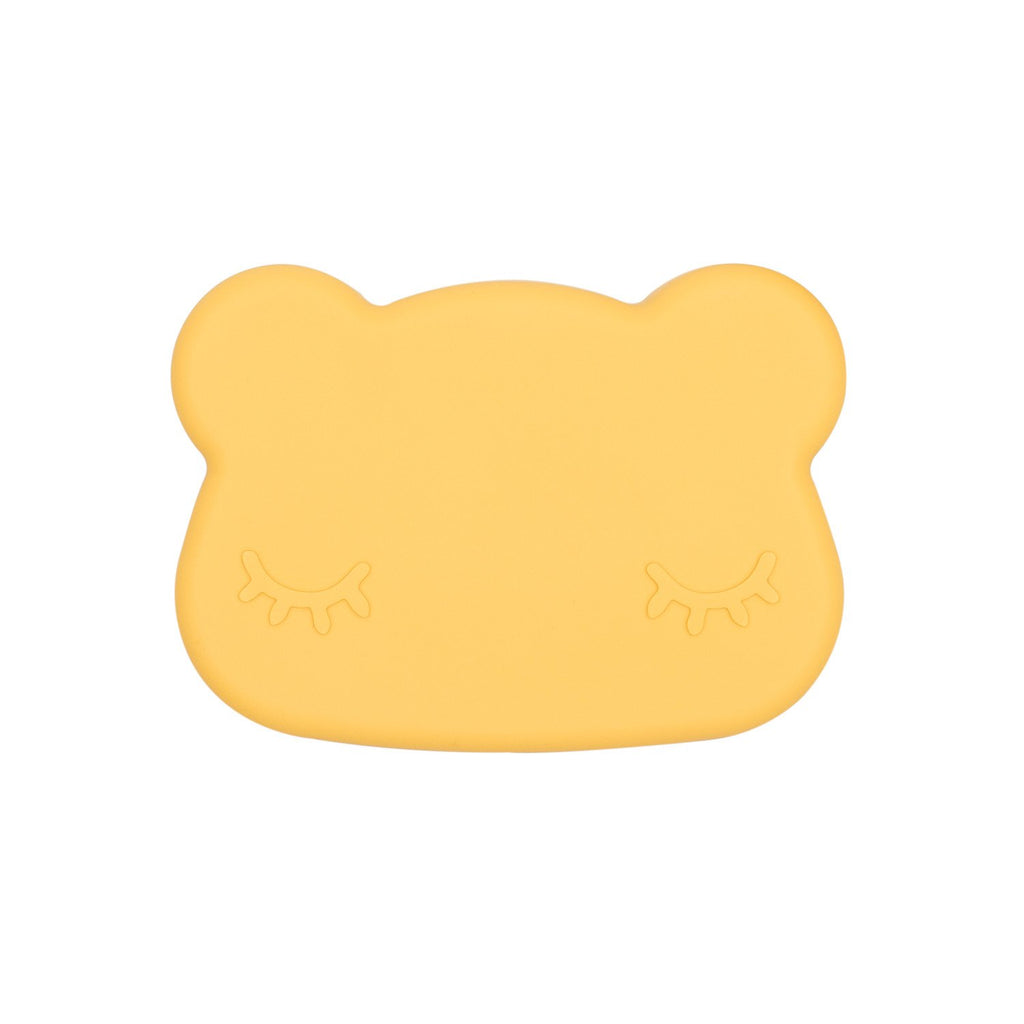 We Might Be Tiny - Bear Snackie Yellow