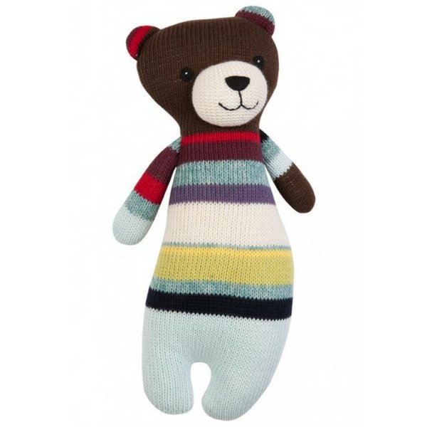 Micky & Stevie Wild Imagination Bear Blue