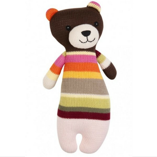 Micky & Stevie Wild Imagination Bear Pink