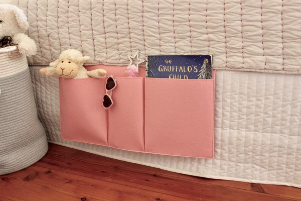 Bedside Buddy Storage Navy