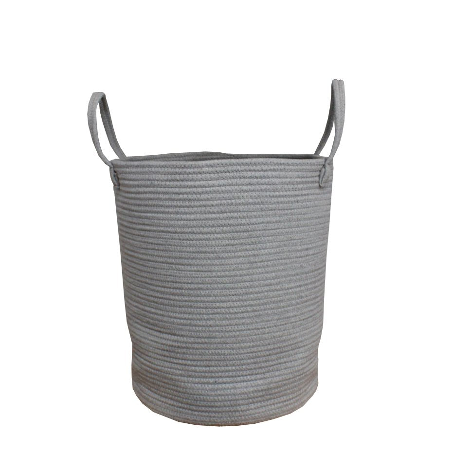 Rope Basket Grey