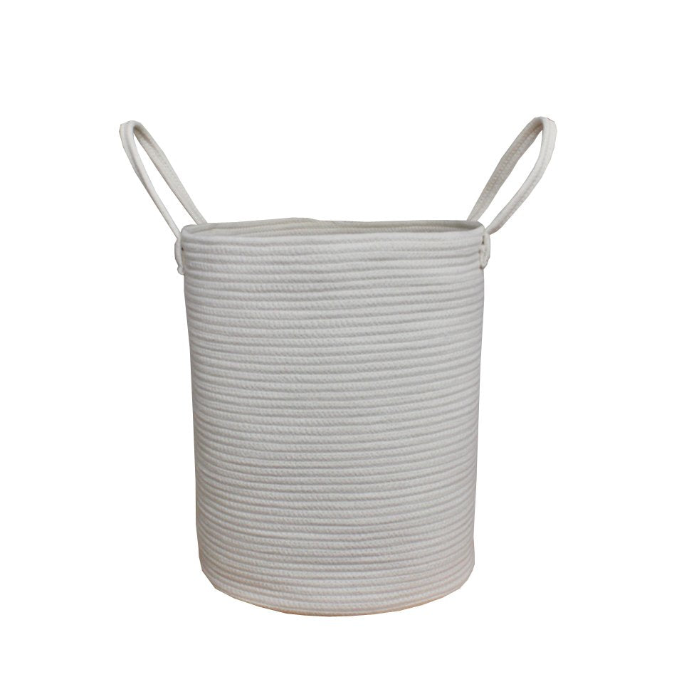 Rope Basket White