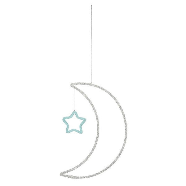 Meri Meri Moon & Star Wall Decoration