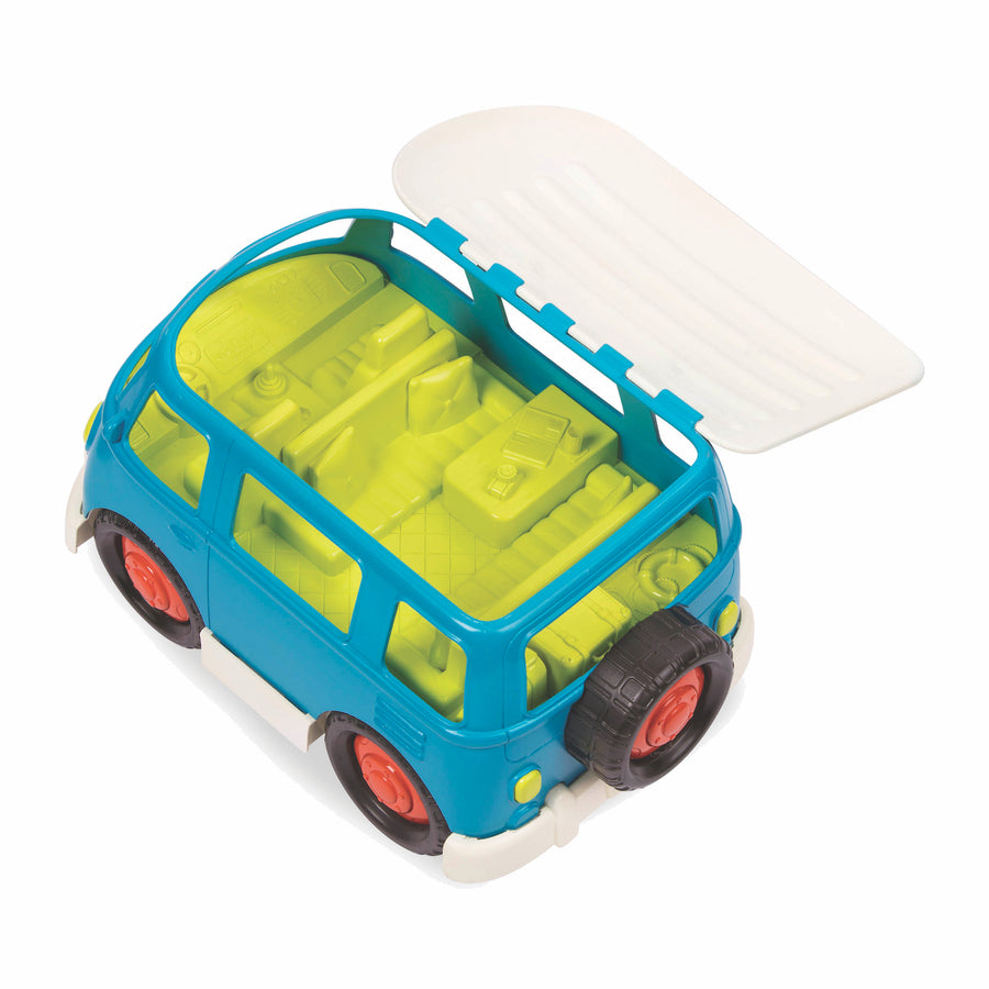 Wonder Wheels - Retro Surf Coast Combi Van