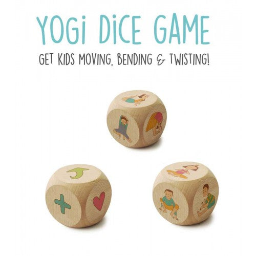 Yogi Fun - Yoga Dice Game
