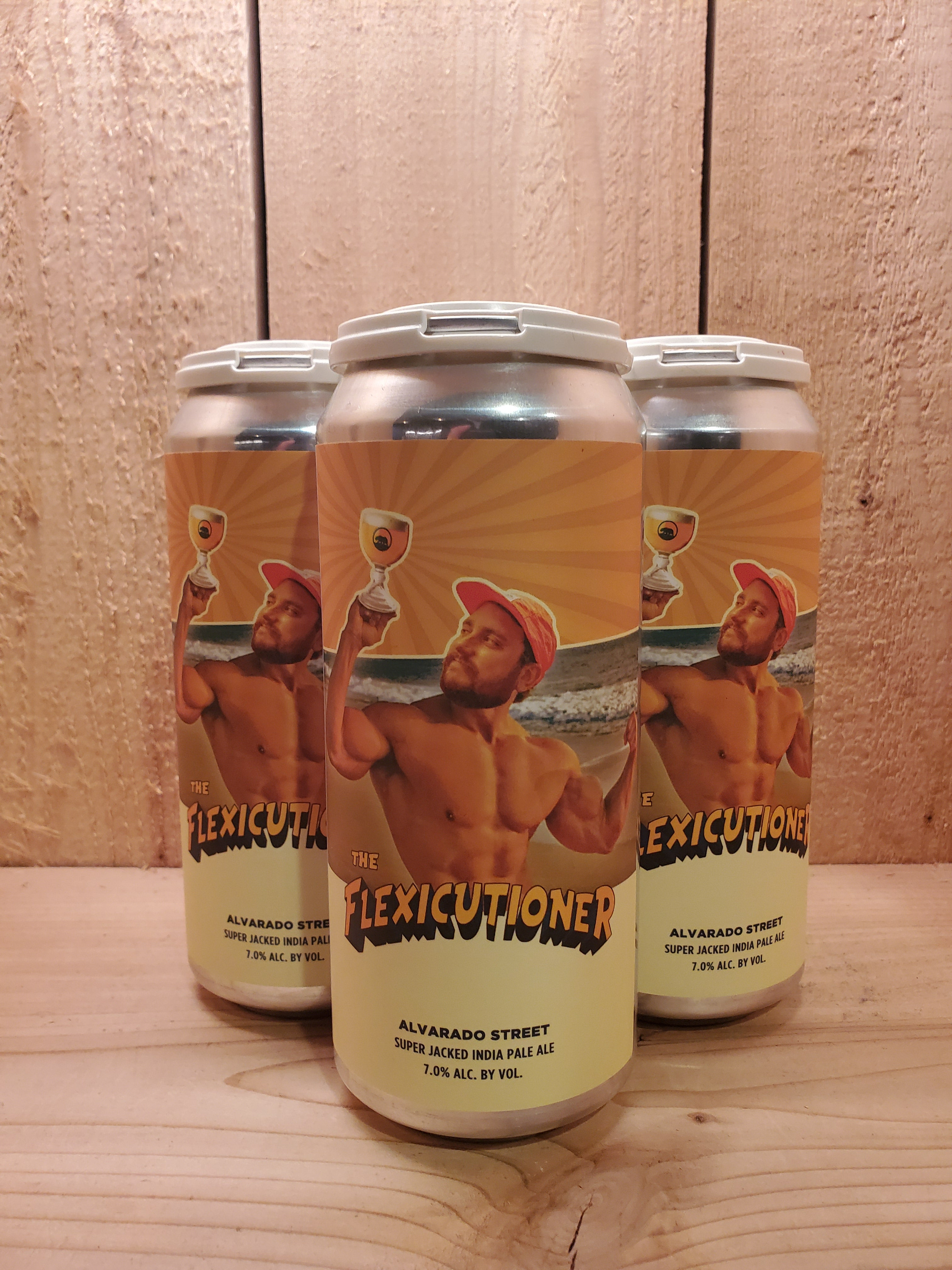 Alvarado St. 'Flexacutioner' IPA - 4pk 16oz