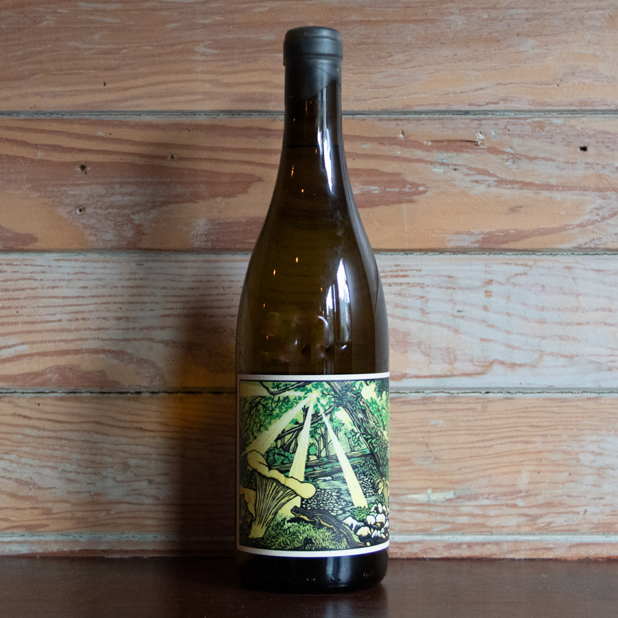 Florèz 'Moonmilk' Chardonnay Santa Cruz Mountains, California 2018