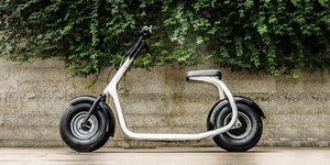New smart scooter