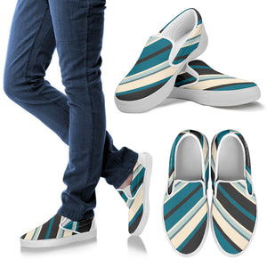 Tiffany Grey - Slip-On Shoes Candyman Ocean Sweets for Her