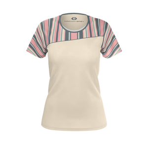 Tiffany Grey - Candyman Cotton Candy T-shirt for Her [Natural Variant]