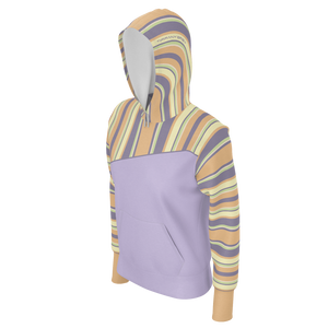 Tiffany Grey - Candyman Fruity Macarons Hoodie for Her [Lightweight]