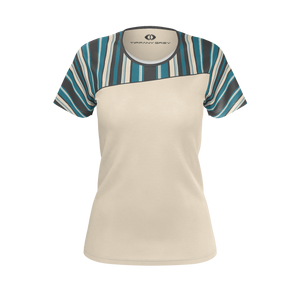 Tiffany Grey - Candyman Ocean Sweets T-shirt for Her [Light Variant]
