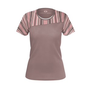 Tiffany Grey - Candyman Pink Brownies T-shirt for Her [Dark Variant]