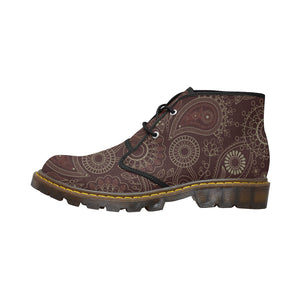 Women's Canvas Chukka Boots