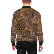 Steampunk Men's Baseball Jacket