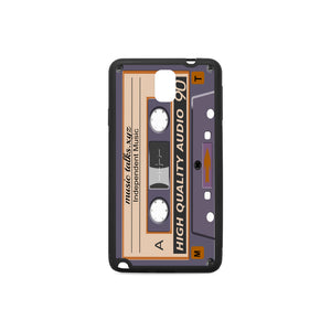 Cassette Rubber Case for Samsung Galaxy Note 3
