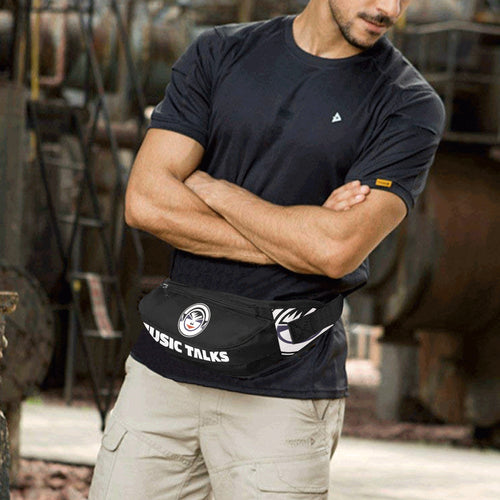 Music Talks Waist Bag