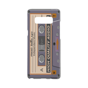 Cassette Hard Case for SamSung Note8