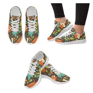 Trendy Fox Kid's Sneakers (Little Kid/ Big Kid)