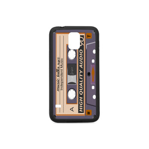 Cassette Rubber Case for Samsung Galaxy S5