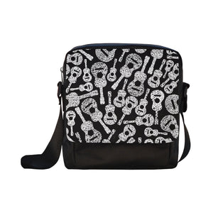 Guitar Cross-body Nylon Bag