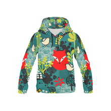 All-Over Printed Youth Hoodie